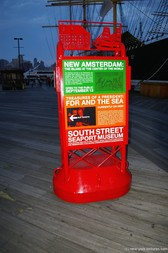 New Amsterdam sign for South Street Seaport Museaum in Manhattan.jpg
