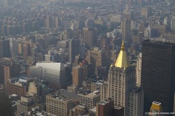 New York Life Insurance Company Building with golden roof as viewed from Empire State Building.jpg