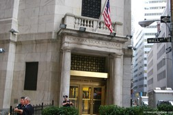 New York Stock Exchange Building at Wall Street in Manhattan New York.jpg