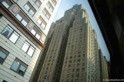 New Yorker Hotel is a Brown skyscraper in Manhattan New York.jpg