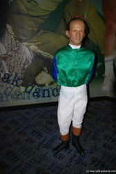 Bill Shoemaker at Madame Tussauds in New York.jpg