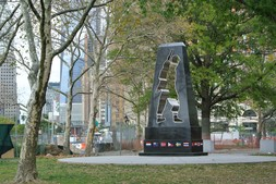 The Universal Soldier monument statue Battery Park Manhattan NYC.jpg
