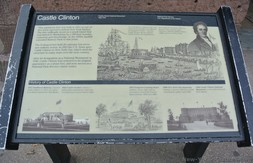 History of Castle Clinton info poster Battery Park Manhattan NYC.jpg