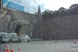 Lincoln tunnel entrance New York.jpg