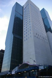 Skyscrapers near the U.N. Building in New York.jpg