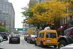 Heading towards Holland Tunnel in New York City.jpg