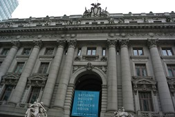 US Custom House & National Museum of the American Indian Manhattan New York.jpg