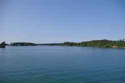 St Lawrence River 1000 Islands Area.jpg