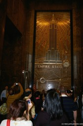 Bronze mural at the lobby of Empire State Building in New York.jpg