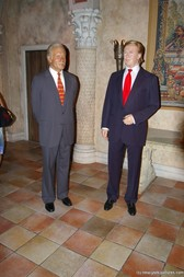 Ted Turner and Donald Trump at Madame Tussaud's New York Wax Museum.jpg