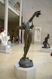 The Vine by Harriet Whitney Frishmuth at Metropolitan Museum of Art in New York.jpg