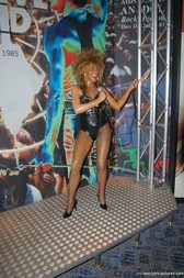 Tina Turner statue in wax at NY Madame Tussauds.jpg