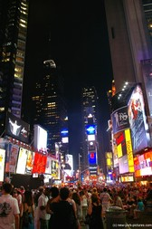 1 Time Square Building and Time Square.jpg