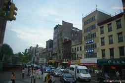 Buildings and cars in Manhattan China town.jpg