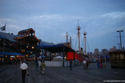 South Street Seaport Pictures Pier 17