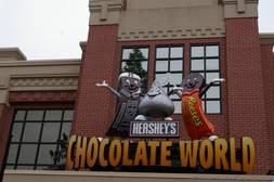 Hershey's Chocolate World Pictures & Photos