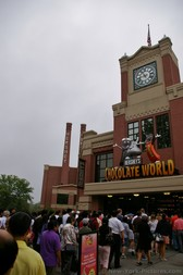 Entrance to Hershey's Chocolate World in Pennsylvania.jpg