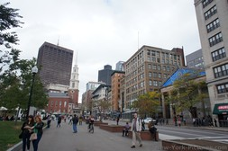 Looking out towards Park St from Boston Common .jpg