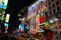 Colorful ads for Shorts Chicago and Phantom of the Opera in at Times Square.jpg