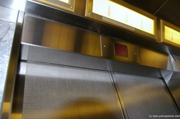 Elevator reaching the 80th floor of the Empire State Building.jpg