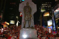 Father Duffy Statue at at Times Square Manhattan.jpg
