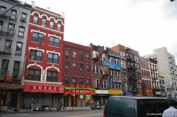 Fu Wong Restaurant red building in Chinatown New York.jpg