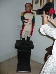 General Tom Thumb wax figure at Madame Tussauds in New York.jpg