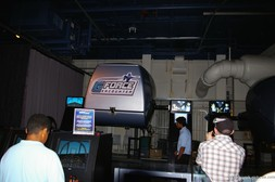 GForce Encounter Ride at the Intrepid Museum in New York.jpg