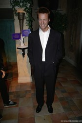 Hugh Grant wax statue at Madame Tussauds in New York.jpg