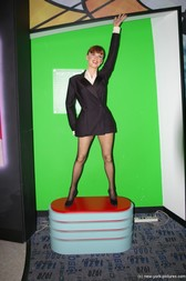 Judy Garland wax statue at Madame Tussauds New York.jpg