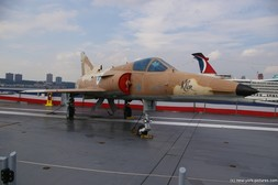 KFir Isreali Figher on the deck of the Intrepid Museum in NYC.jpg