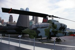 Bell AH-1J Sea Cobra helicopter on the Intrepid.jpg