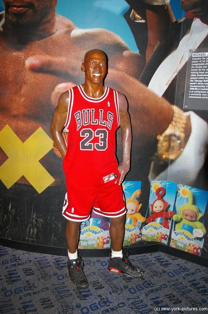 Michael Jordan wax statue at Madame Tussauds in NY.jpg